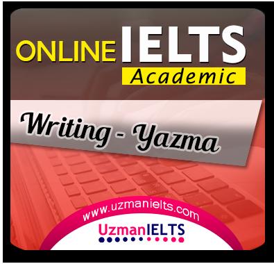 IELTS (Academic) Writing Çalışmaları
