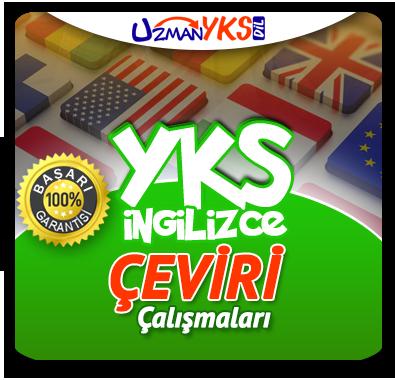 YKS İngilizce Çeviri Çalışmaları