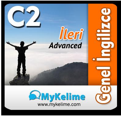 C2 - Advanced (ileri)