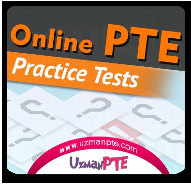 PTE Academic Denemeleri