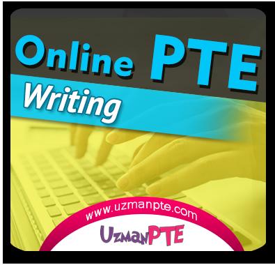 PTE Academic Writing Çalışmaları