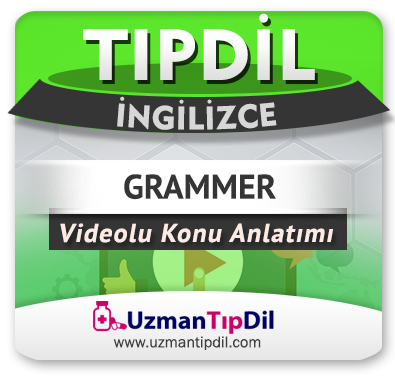 TıpDil Grammer