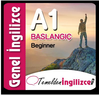 A1 - Beginner (Başlangıç)