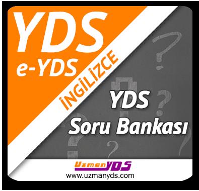 YDS / e-YDS Soru Bankası