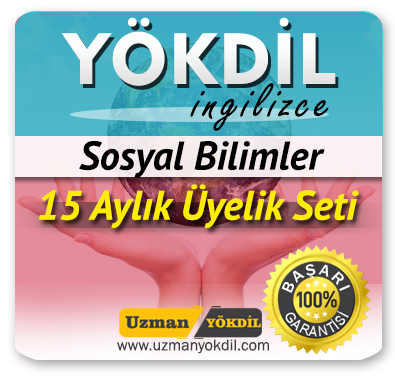 15 Aylık Üyelik Seti (YÖKDİL Sosyal) + 15 Aylık Genel İngilizce Seti (MyKelime.com)